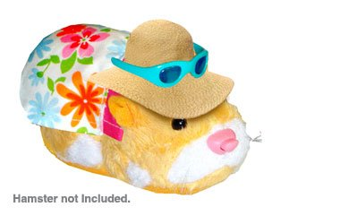 Zhu Zhu Pets Hamster Outfit Sundress With Hat Hamster NOT Included! - 1
