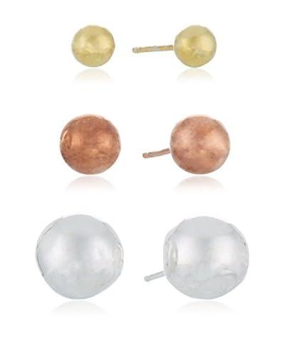 Cordoba Jewels Set de pendientes x3