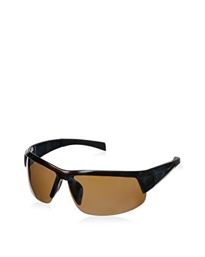Columbia Men's CBC901 Sports Sunglasses, Brown/Blue