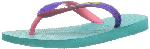 Havaianas Top Mix, Infradito Unisex-adulto, Lake green, 39/40 EU (37/38 BR)