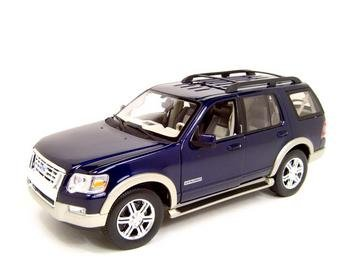 2006 Ford Explorer Eddie Bauer Blue 1:18 Diecast Model - Buy 2006 Ford Explorer Eddie Bauer Blue 1:18 Diecast Model - Purchase 2006 Ford Explorer Eddie Bauer Blue 1:18 Diecast Model (Welly, Toys & Games,Categories,Hobbies,Die-Cast)