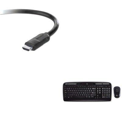 Logitech Wireless Desktop Mk320 Keyboard