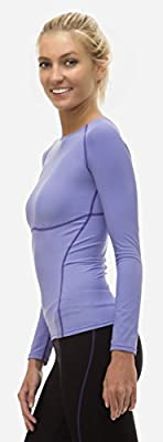 AeroskinDry Womens Compression Long Sleeve Tee