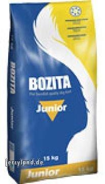 Bozita 42011 Hundefutter Junior25/12 12,5 kg