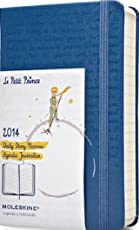 Moleskine 2014 12 Month Limited Edition Le Petit Prince Pocket Hard Cover Daily Planner - Black (3.5 x 5.5) (Planners & Datebooks)