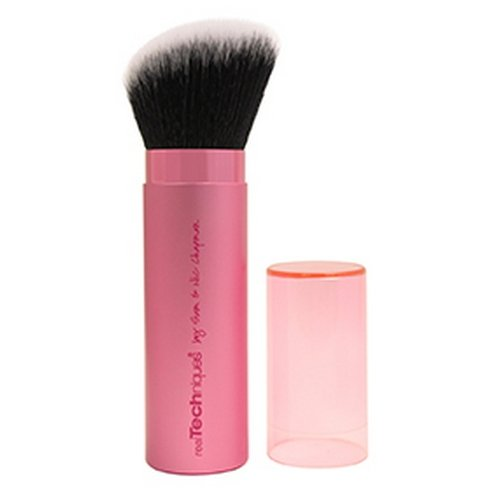 リアルテクニクス Retractable Kabuki Brush Pink