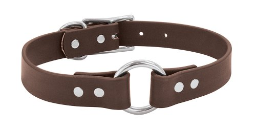 weaver-leather-llc-brahma-webb-dog-hunting-collar-brown-polyester-pvc-1-x-19-in