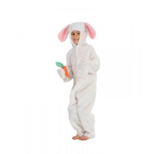 Imagen 1 de Childrens White rabbit age 4-6 yrs 116cm (disfraz)