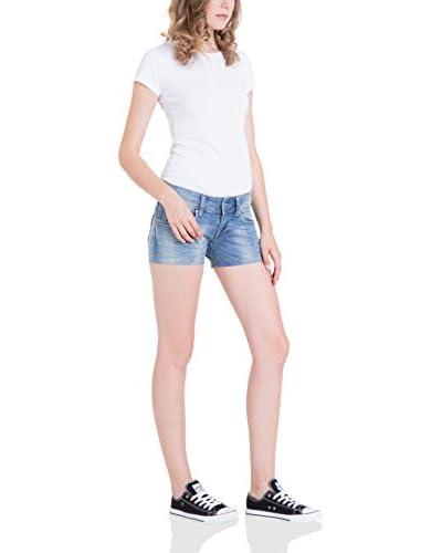 BIG STAR Shorts Clarissa_Shorts [Denim Chiaro]