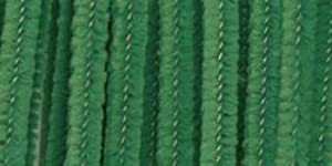 Chenille Stems 6mm 12-Inch, 100/Pkg, Kelly