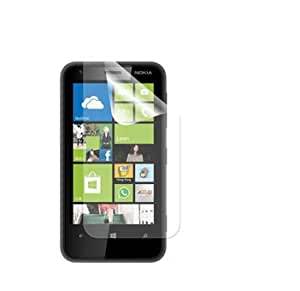 NOKIA LUMIA 620 HIGH QUALITY CLEAR SCRATCH GUARD SCREEN PROTECTOR HD FINISH by Blue V