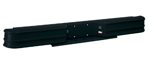 Fey 20000 DiamondStep Universal Black Replacement Rear Bumper (Requires Fey vehicle specific mounting kit sold separately) (Ford Bronco Rear Bumper compare prices)