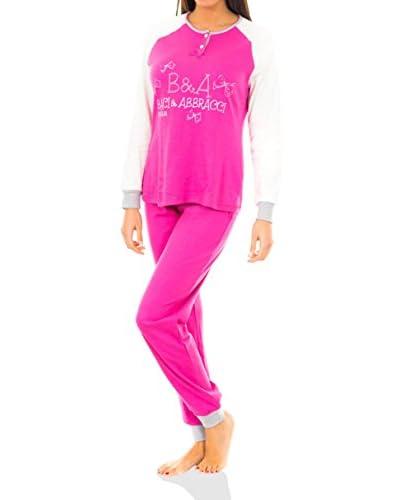 Baci & Abbracci Pyjama pink