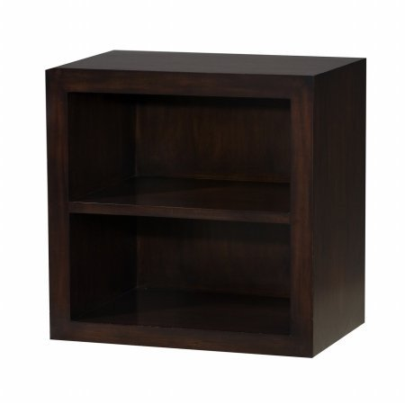 Padma's Plantataion Modulare Book Shelf, Dark Finish