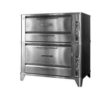 "Blodgett 951-966 Gas Single Deck 42""W X 32""D Pizza Oven"