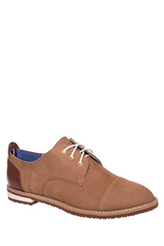Hargot Lace - Up Low Heel Oxford Shoe