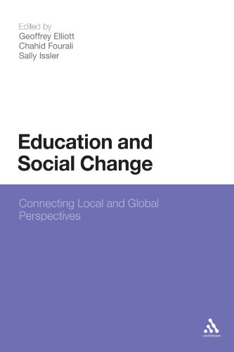 Education and Social Change: Connecting local and global perspectives