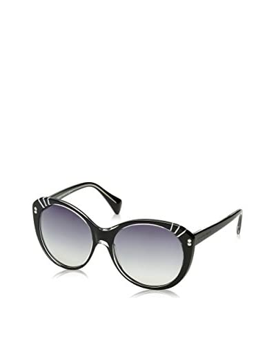 Alexander McQueen Gafas de Sol AMQ 4230/S Woman Negro
