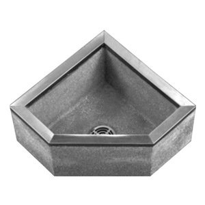 Corner Utility Sink : ... kitchen bath fixtures laundry utility fixtures laundry utility sinks