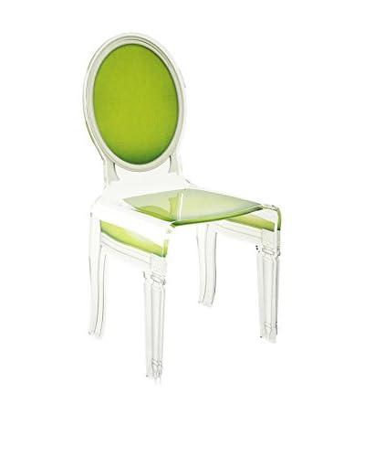 ACRILA Sixteen Chair, Green