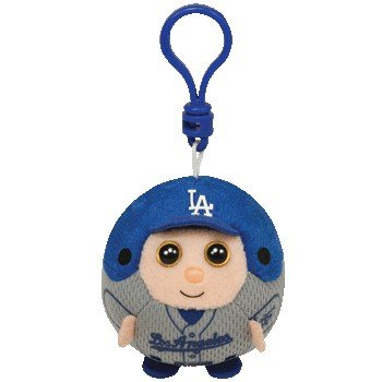 Ty MLB Beanie Ballz Los Angeles Dodgers - Clip
