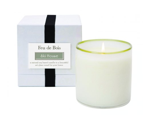 Lafco Feu De Bois Ski House House & Home Dream Home Candle - 16 Oz