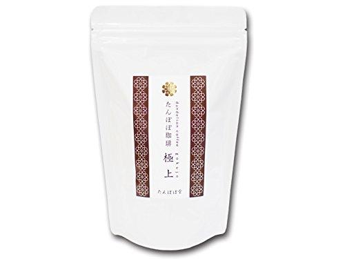 たんぽぽコーヒー極上3g×20包 たんぽぽ茶 たんぽぽ堂 ポーランド産たんぽぽ根使用
