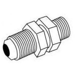 Music City Metals 81809 Brass Plumbing Replacement for Select Gas Grill Models