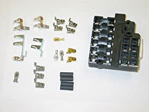1964 Corvette Fuse Box likewise 1971 El Camino Wiring Diagram likewise Universal Tachometer Wiring Diagram further Chevy Ballast Resistor Wiring Diagram besides 1955 Chevy Truck Wiring Diagram. on hei distributor 1955 chevy wiring diagram