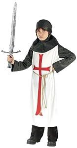 Templar Knight Medieval Warrior Costume