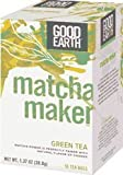 Good Earth Teas Super Green Tea Matcha Sencha Orange, Matcha Sencha and Orange 18 Tea bags