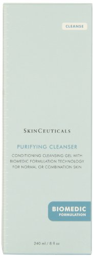 Skinceuticals New Purifying Cleansing Gel, 8 Fluid Ounce (Biomedic Purifying Cleanser compare prices)