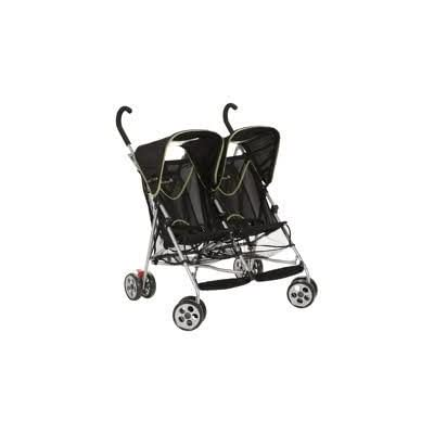 Amazon.com : Safety First Deluxe Double Umbrella Stroller : Tandem