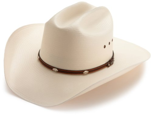 Stetson Men's Alamo Hat, Natural, 7 5/8