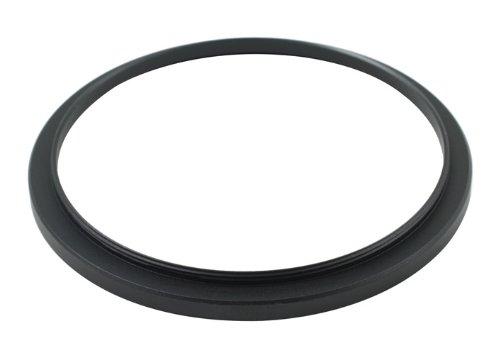 Fotga Black 77mm to 86mm 77mm-86mm Step Up Filter Ring 77mm filter adapter ring mount w square shape filter bracket for dslr black