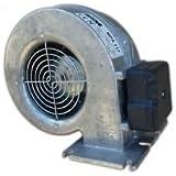 Installation & Sanitär Druckgebläse Ofengebläse Holzvergaser Druckventilator M 3 Stufen Regler K
