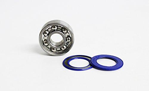 pinacle-abierto-acero-inoxidable-rodamientos-de-bolas-8-x-22-x-7-mm-de-grasa-para-su-propio-nfundent