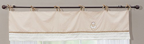 Little Lamb Window Valance