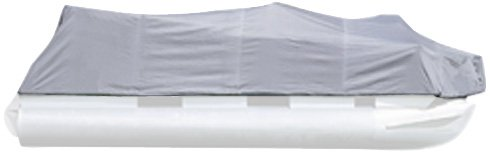 Attwood Corporation 17790 TRAILERING Road Ready Cotton Pontoon Cover