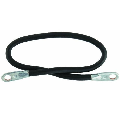 Road Power SS19-4 Switch-Starter Cable, Black, 19-Inch