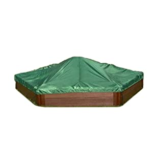 Frame It All Sandbox Cover, Hexagonal (Discontinued by Manufacturer)