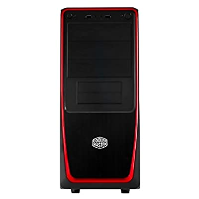 Ant PC Anochetus SL400I Gaming Desktop Computer with Air cooled Intel core i5 6400 2.7 Ghz, Nvidia GTX 750Ti 2GB...