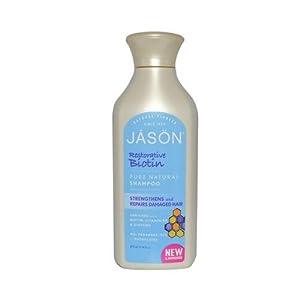 JASON Natural Cosmetics Restorative Biotin Shampoo, 16 Ounces