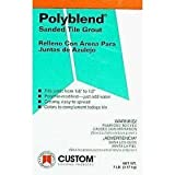 Custom Building Products #pbg507-4 7lb Nutmeg Sand Grout