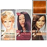Féria Hair Colour from L'Oréal Paris (74 Mango-Intense Copper)