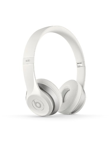 Beats Solo 2.0 On-Ear Headphones (White)