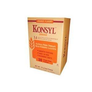 KONSYL POWDER PACKETS ORANGE Size: 30