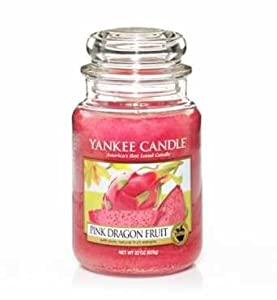 Yankee Candle 22 oz. Pink Dragonfruit Jar Candle by Yankee Candle