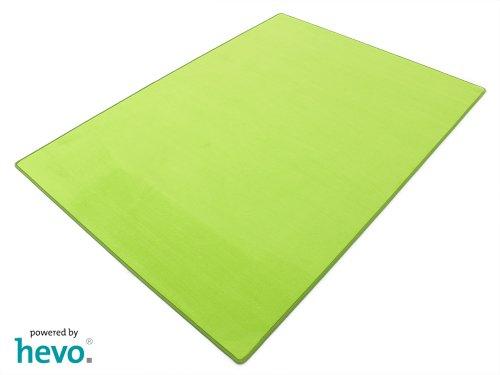 Romeo grün HEVO ® Teppich | Kinderteppich | Spielteppich 145x200 cm