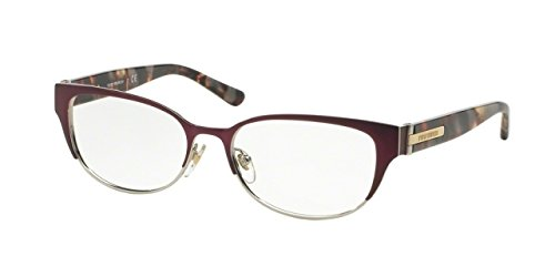 Tory Burch TY1045 Eyeglass Frames 3125-52 - Bordeaux/porchini Tort (Tory Burch Eyeglass Frames compare prices)